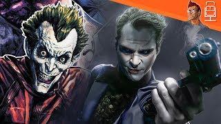 Joker Origin Film is making some HUGE Changes Comic Fans Get Mad