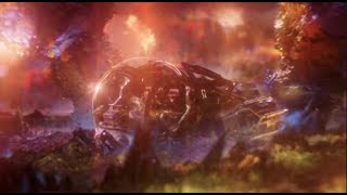 Ant-Man And The Wasp - The Quantum Realm Scene