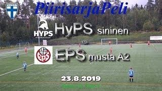 23.8.2019 HyPS Sininen vs EPS Musta A2