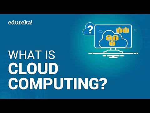 What is Cloud Computing   Cloud Computing Tutorial   AWS Tutorial   AWS Training   Edureka