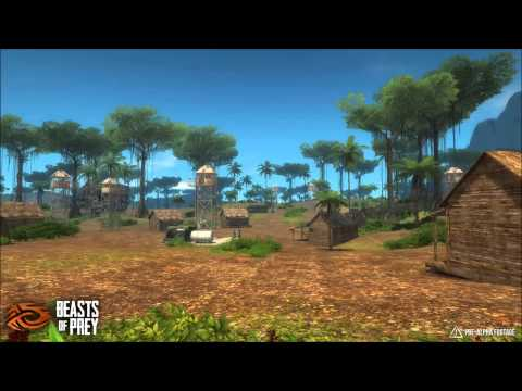 Beasts Of Prey Menu Music