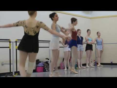 A look inside the Pittsburgh Ballet Theatre's full-time HS program