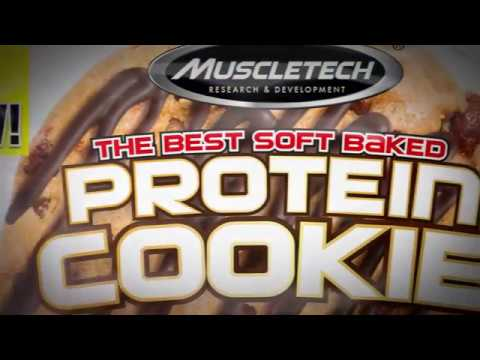 The Best Soft Baked Protein Cookie
