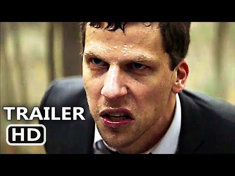 THE HUMMINGBIRD PROJECT Official Trailer (2019) Jesse Eisenberg, Salma Hayek Movie HD