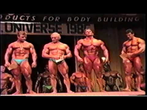 1986 NABBA Professional Mr. Universe