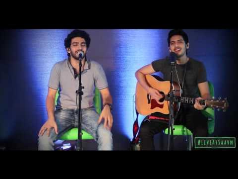 Sooraj Dooba Hai - Live@Saavn with Amaal...