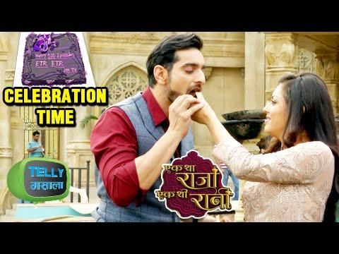 Gayatri And Rana Ji On Completion Of 100 Episodes Of Ek Tha Raja Ek Thi Rani   Zee Tv   Interview thumbnail