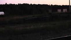 [HD] CN 4713, CN 4803 (Train 578 East) Edmundston NB. (Napadogan SUB, MP.219 & Fraser JCT MP.0.11)