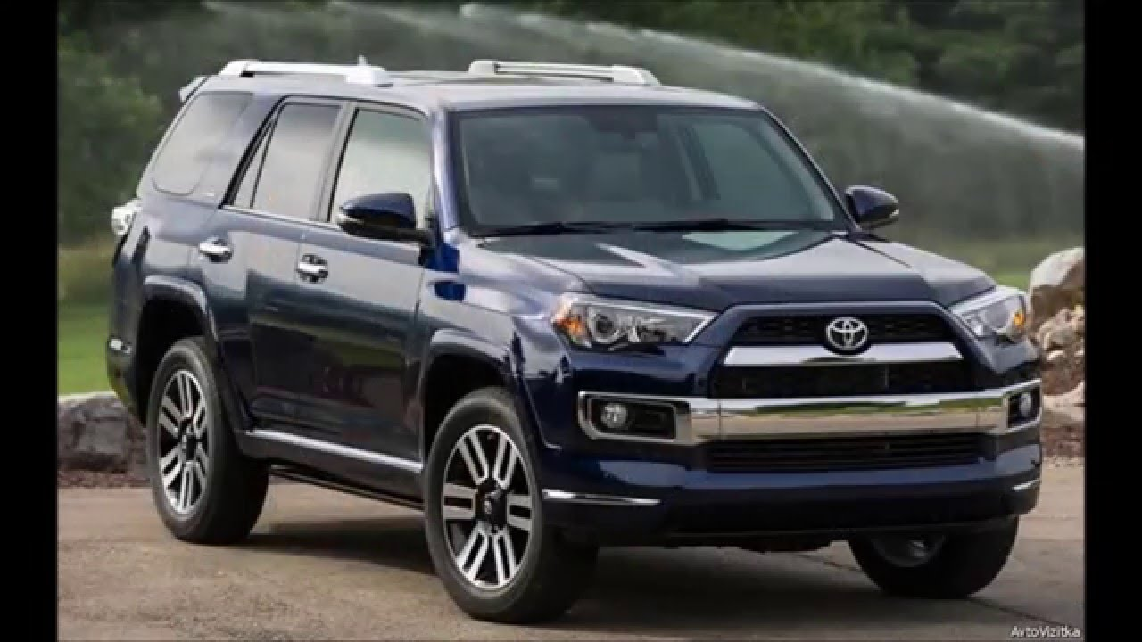 Toyota Sequoia 2016 Interior And Exterior Suv Car With Full Specification You