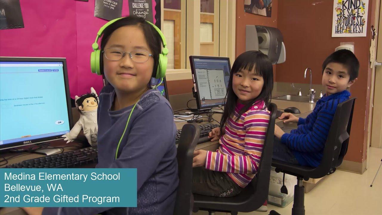 Medina Elementary School - 2nd Grade Gifted Program