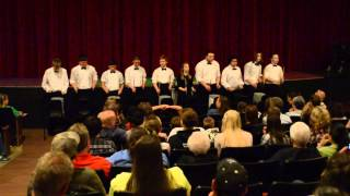 A Night at the Movies   PCHS Percussion Ensemble   Recycled
