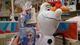 Disney Frozen at Toys R Us With Annabelle Christmas 2014 Infinity Anna & Elsa Plus More