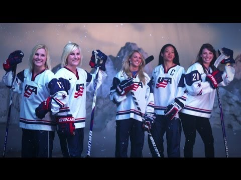U.S. Women's Ice Hockey Team Preview