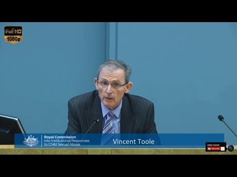 [Day 7; Part 1]Child Sexual Abuse Within Jehovah's Witnesses - Live Hearing Australia: 2015-08-05