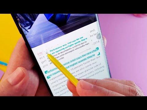 🖋️ Samsung Galaxy Note 9 | Como usar S Pen para aprender inglês | Android4all