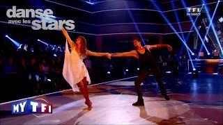 DALS S04 - Un american smooth avec Laëtitia Milot et Christophe sur