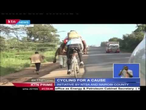 Nairobi remains one of the most unsafe cities for cyclists