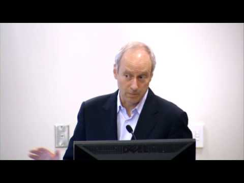 Opening Remarks & Institutional Corruptions - October 11, 2012