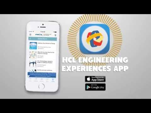 HCL ERS Mobile App Promo Video