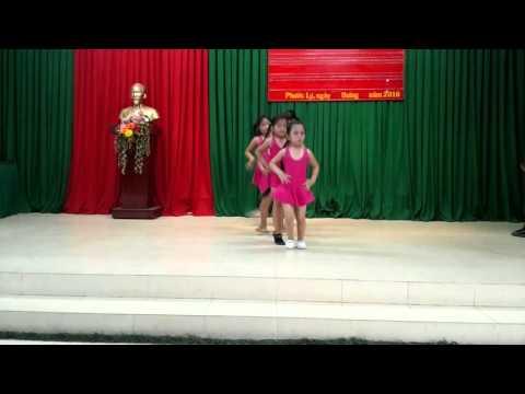 Aerobic Thỏ Ngọc Cuoi Len Ban nhe