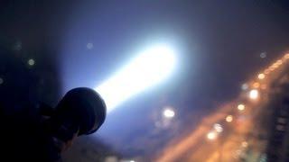 Fenix TK70 flashlight(Fenix TK70 мощный светодиодный фонарь на четырех аккумуляторах типа D. Купил тут — http://enecrosse.ru/ указывайте код..., 2012-12-10T16:25:27.000Z)