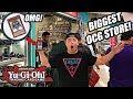 Yu-Gi-Oh! THE BIGGEST CARD STORE IN OCG LAND! (OCG Yu-Gi-Oh Shop in Bangkok Thailand Tour 2018)