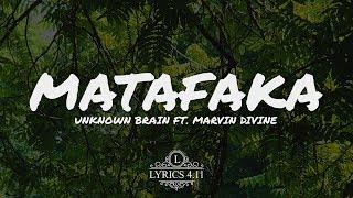 Download Mp3 Unknown Brain - Matafaka  Feat. Marvin Divine  // Ncs Lyrics #epicbeatsmusic