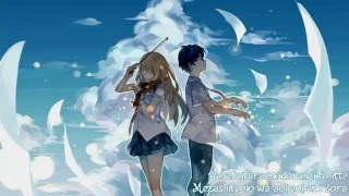 Nightcore - Blue Bird [Lyrics]