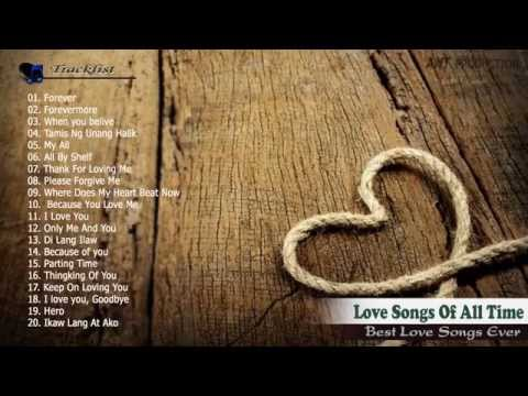 All Time Favorite Love Songs Collection