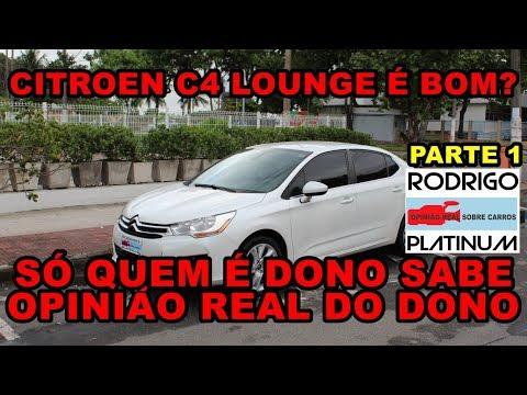 Citroen C4 Lounge É Bom? Opinião Real do Dono Detalhes e Equipamentos Parte 1