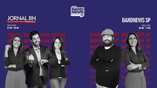 Jornal BandNews FM / BandNews São Paulo 1ª Edição - 24/02/2021