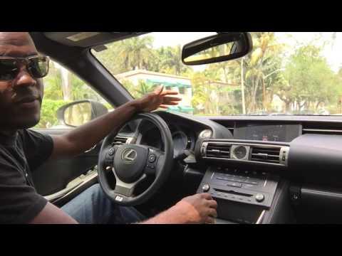 2015 Lexus IS250 F Sport Review