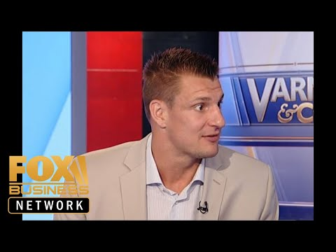 Rob Gronkowski talks partnering with CBD company Abacus Health