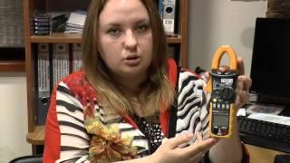 Обзор токовые клещи MS2108A ALEX