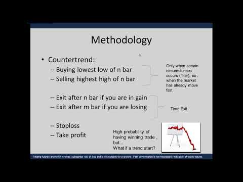 Methods & Technologies of a World Cup Trader