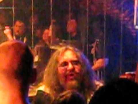 Pokolgép-Hol van a szó (részlet) Armstrong Jazz & Rock Club Baja 2010.02.20.