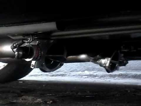 Dual Electric Exhaust Cutouts Dodge Charger Srt8 By Brustin