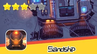 Sandship: Crafting Factory Walkthrough Crafting Factory Recommend index three stars