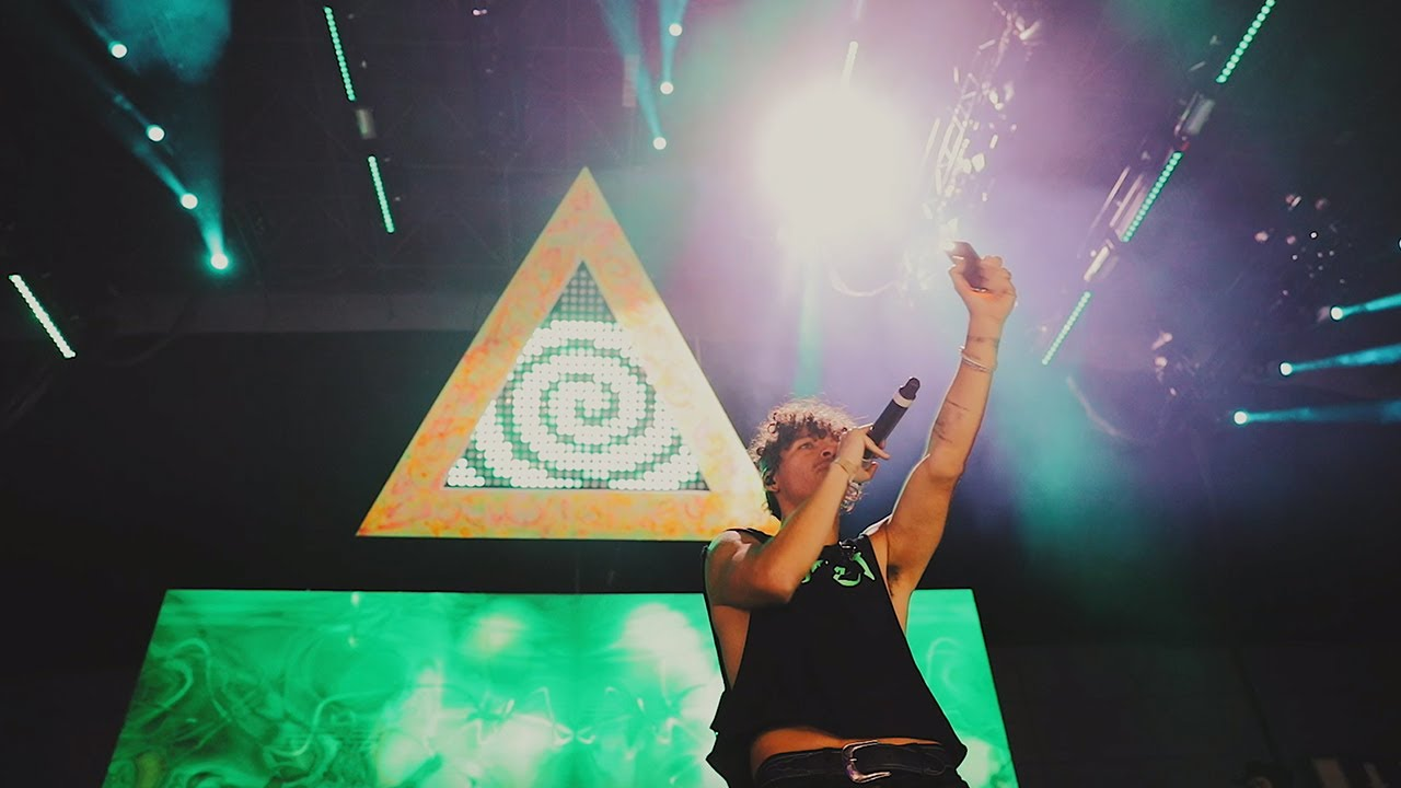 A.CHAL LIVE at Sneakertopia Mexico City 2020