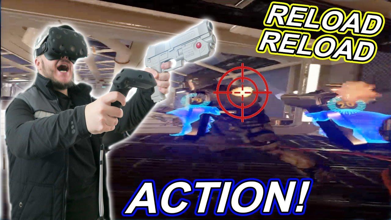 Bullet Sorrow Vr Shooter Gameplay Review By Kentypoo