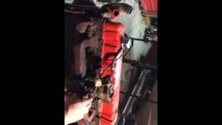 194ci Chevy 6-cyl engine for sale 1964