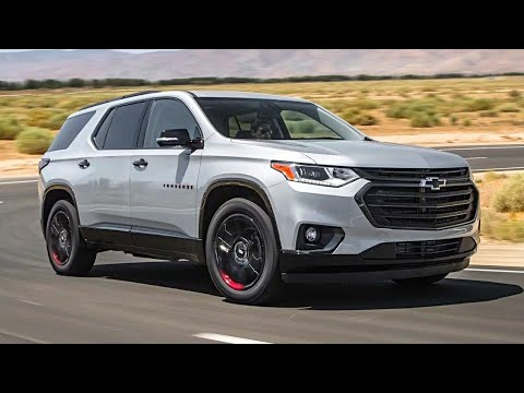 2018 Chevrolet Traverse 8 Seater Rival Of Nissan Pathfinder