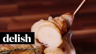 Parmesan Potato Casserole  Delish