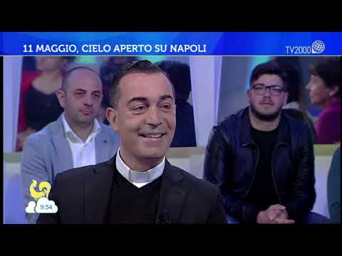 11 Maggio, Cielo Aperto Su Napoli