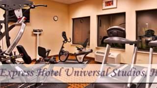 Holiday Inn Express Hotel Universal Studios, Holiday Inn Express Orlando Downtown