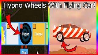 Obtenir des roues Hypno dans Roblox Jailbreak!!!