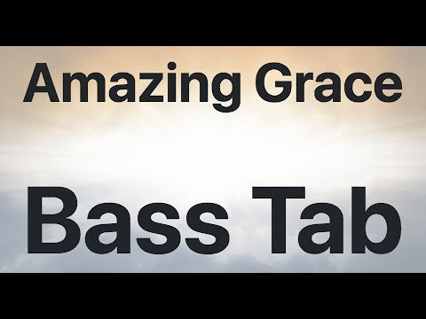 Learn Amazing Grace on Bass - How to Play Tutorial