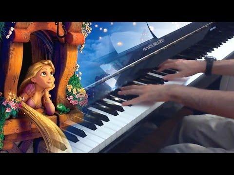 Cuándo mi vida va a comenzar ~ Vocal + Piano cover (Enredados, Tangled)