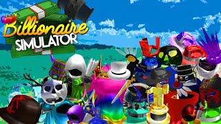 Dando as pessoas em ROBLOX bilionário simulador 1.000.000.000 valor!!
