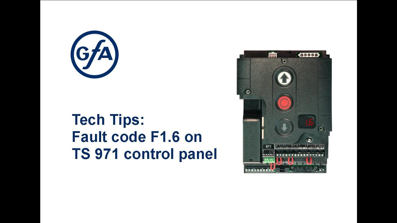 maxresdefault tech tips fault code f1 6 on ts 971 control panel youtube rytec system 3 wiring diagram at sewacar.co